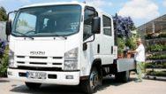 Isuzu truck - 3.5 tonne