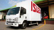 Isuzu truck - 11 tonne