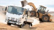 Isuzu truck - 7.5 tonne
